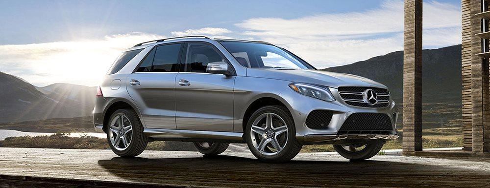 Mercedes GLE550e