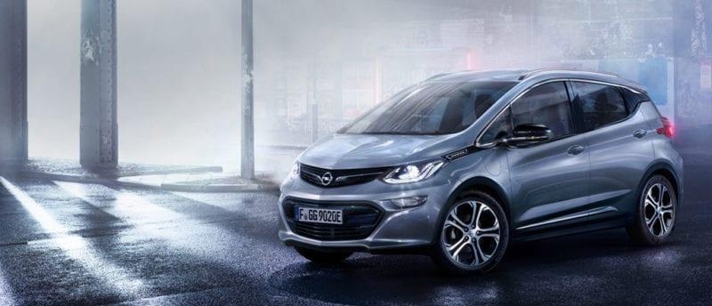 Opel Ampera E Laadpaal